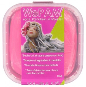 WePAM ROSE fluo - 145g