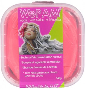 WePAM ROUGE fluo - 145g