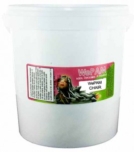 WePAM Chair couleur PEAU en pot de 500g