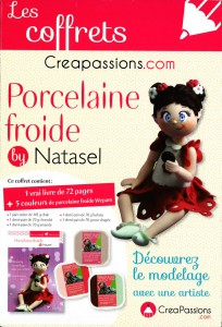 Coffret : Porcelaine froide by Natasel